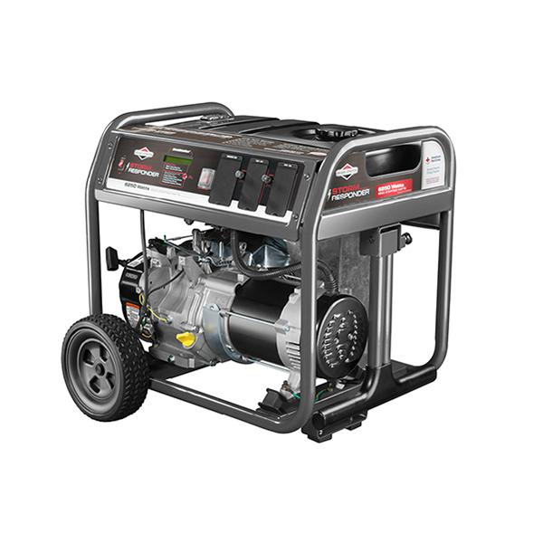 Briggs & Stratton 6250 Watt Gas Generator Reconditioned