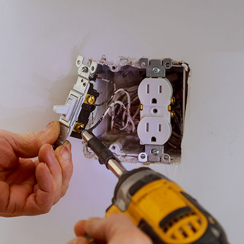 Dimmers, Switches & Outlets