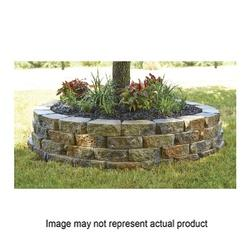 PAVESTONE 81151 Retaining Wall Block, 6-3/4 in L, 11.63 in W, 4 in H,