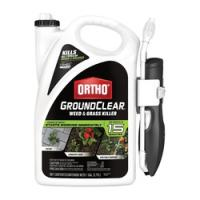 Ortho GroundClear 4613264 Weed and Grass Killer, Liquid, Spray Application,