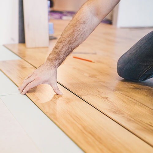 Wood Look Hard Surface Flooring