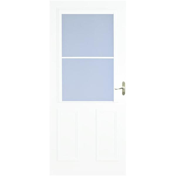 "36"" WHT SCREEN AWAY 691-52 BN HANDLE"