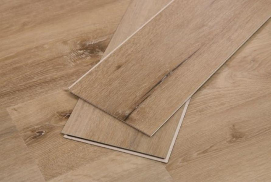 3.7mm Aged Hickory SPC Flooring