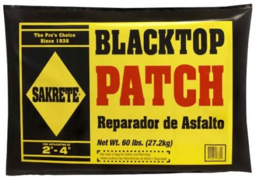Black Top Patch 60lbs