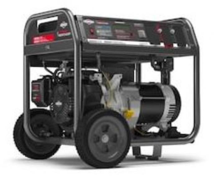 Murray 6250 Running - Watt Portable Gas Generator - Reconditioned