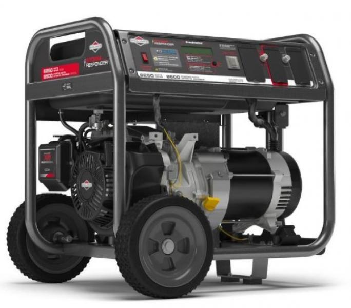6,250 Watt Gas Generator Reconditioned