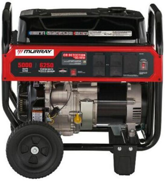 5,000 Watt Gas Generator - Reconditioned