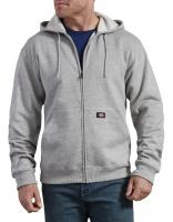 Dickies Full Zip Hoodie Heather Grey X-Large
