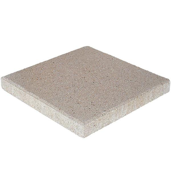 "16"" X 16"" Square Stone - Pewter"