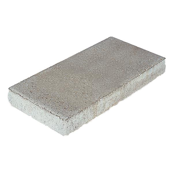 "2"" X 8"" X 16"" Patio Stone - Pewter"