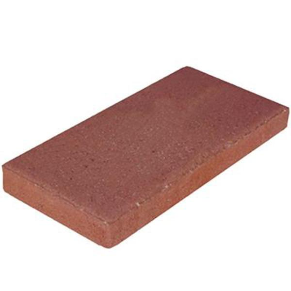 "2"" X 8"" X 16"" Patio Stone - Red"
