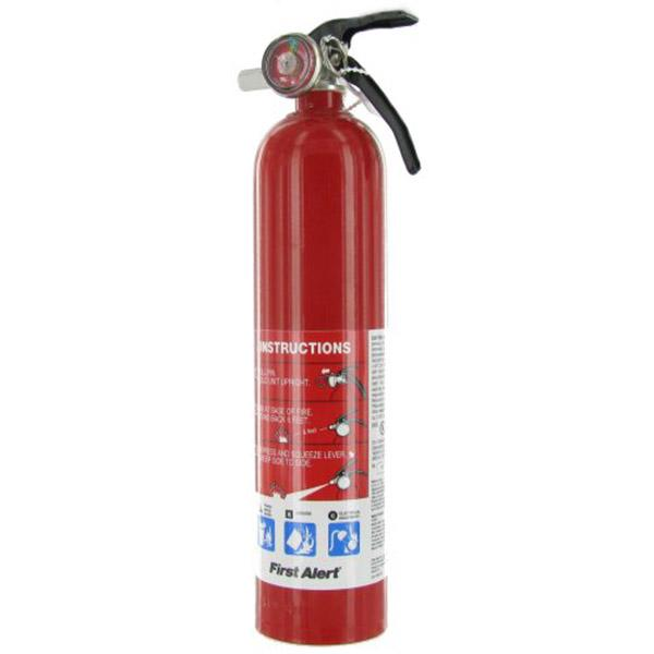 Fire Extinguisher 2.5lbs