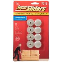 "8pk 1"" Furniture Sliders"